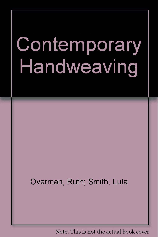 Contemporary Handweaving