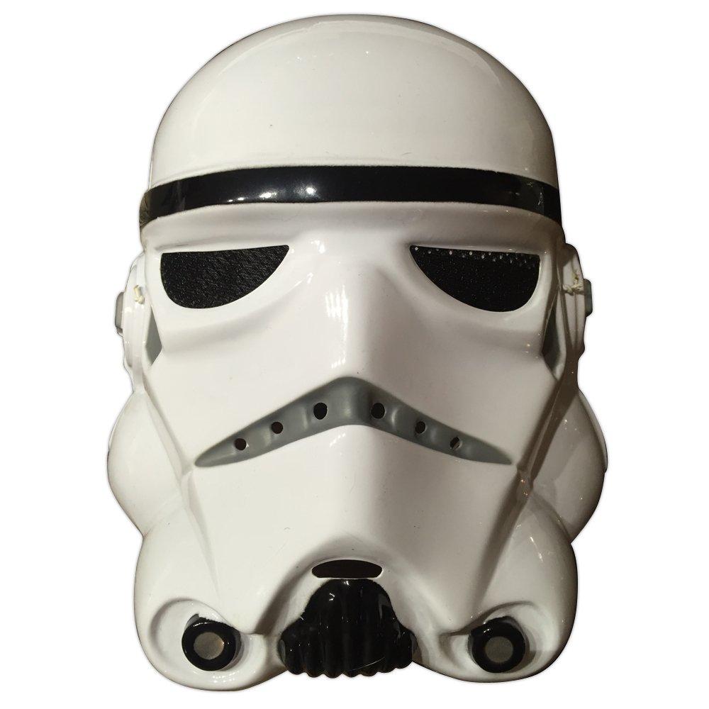 máscara stormtrooper star wars