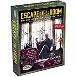 ThinkFun Escape the Room Secret of Dr. Gravely's Retreat Board Game