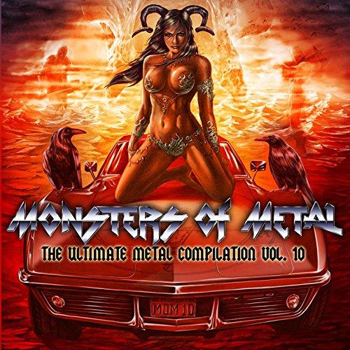 Monsters of Metal, Vol. 10 [Ex...
