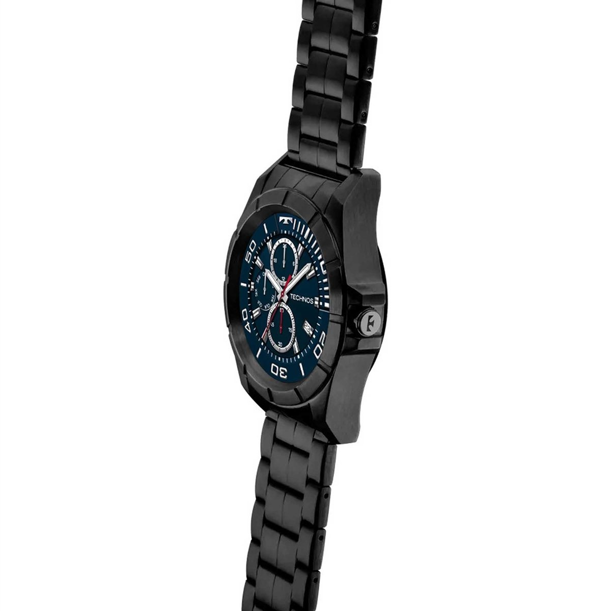 7c90b87a53531 Relógio Masculino Technos Connect Smartwatch SRAC 4P Preto  Amazon.com.br   Eletrônicos