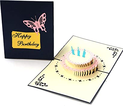 Pleasing Paper Spiritz Birthday Cake Pop Up Birthday Christmas Card For Birthday Cards Printable Trancafe Filternl