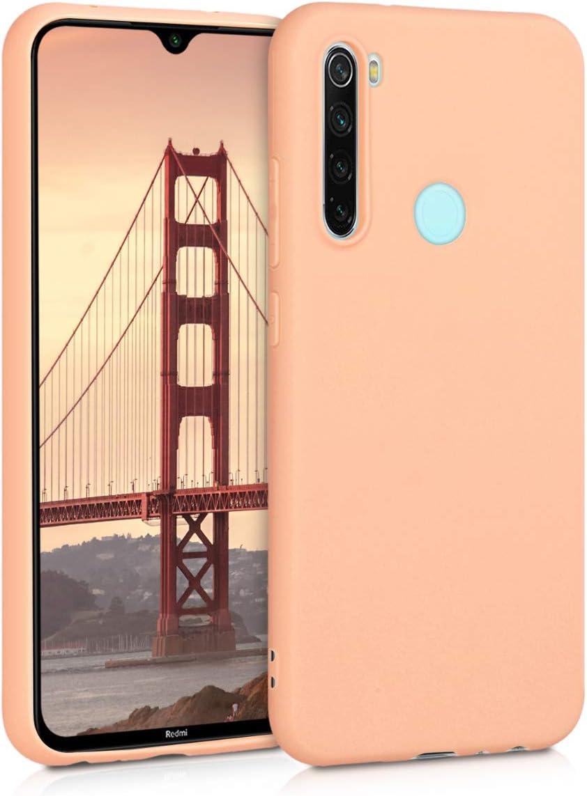 kwmobile Funda Compatible con Xiaomi Redmi Note 8: Amazon.es: Electrónica