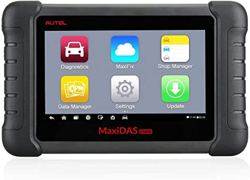 Automotive Scan Tool >> Autel Maxidas Ds808 Automotive Diagnostic Tool Obd2 Scanner Key Bi Directional Control Injector Coding Same Function As Ms906 And Mp808