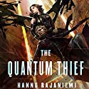 The Quantum Thief Audiobook by Hannu Rajaniemi Narrated by Scott Brick