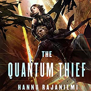The Quantum Thief Audiobook