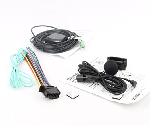 61Y8wzzz3 L._SX522_ amazon com xtenzi connection cable set for pioneer sph da210 pioneer sph da210 wiring harness at readyjetset.co