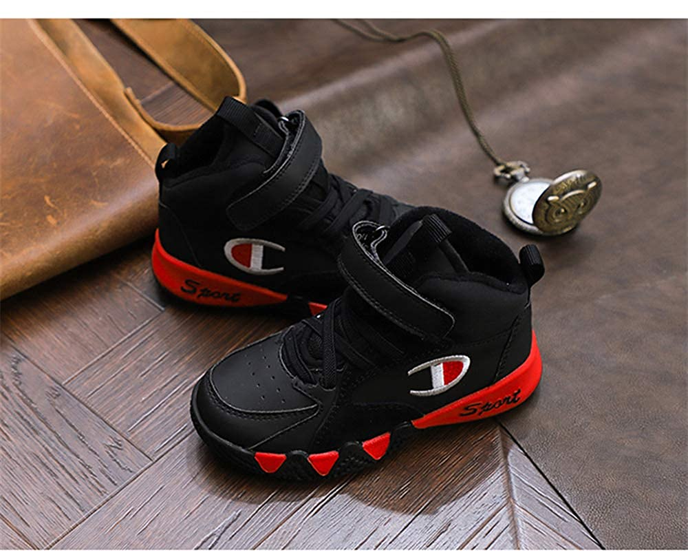 YSNJL Children Casual Shoes Boy and Girl Cool Style Kids Breathable Soft Soled Running Sports Shoes