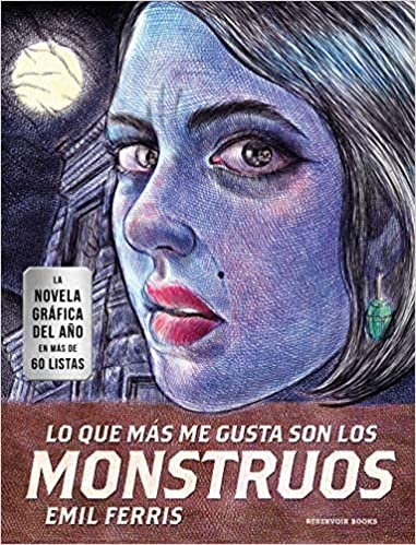 Lo que más me gusta son los monstruos: Emil Ferris: 9788417125639: Amazon.com: Books