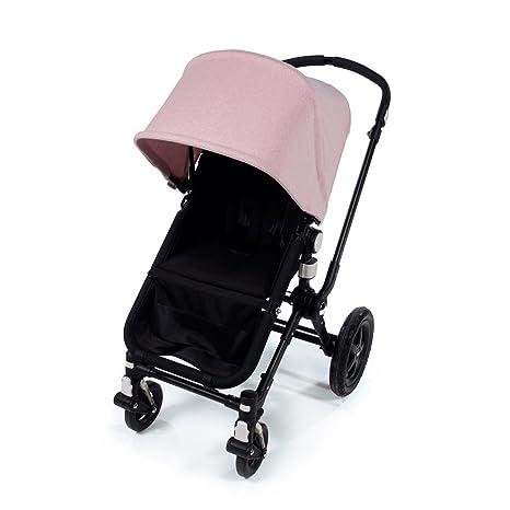 Pasito a Pasito Bugaboo Camaleon Bohemian - Capota, unisex, color rosa