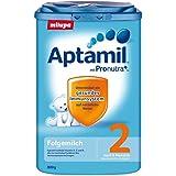 Aptamil 2 lait de suite avec Pronutra A, 6-pack (6 x 800g)