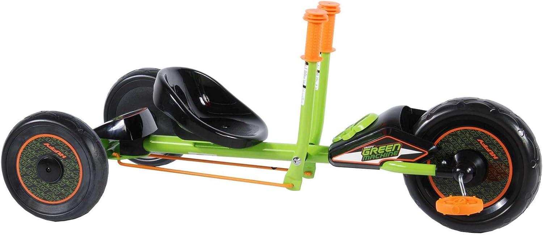 Huffy Green Machine Mini - Triciclo para niños a partir de 3 años (10 pulgadas)