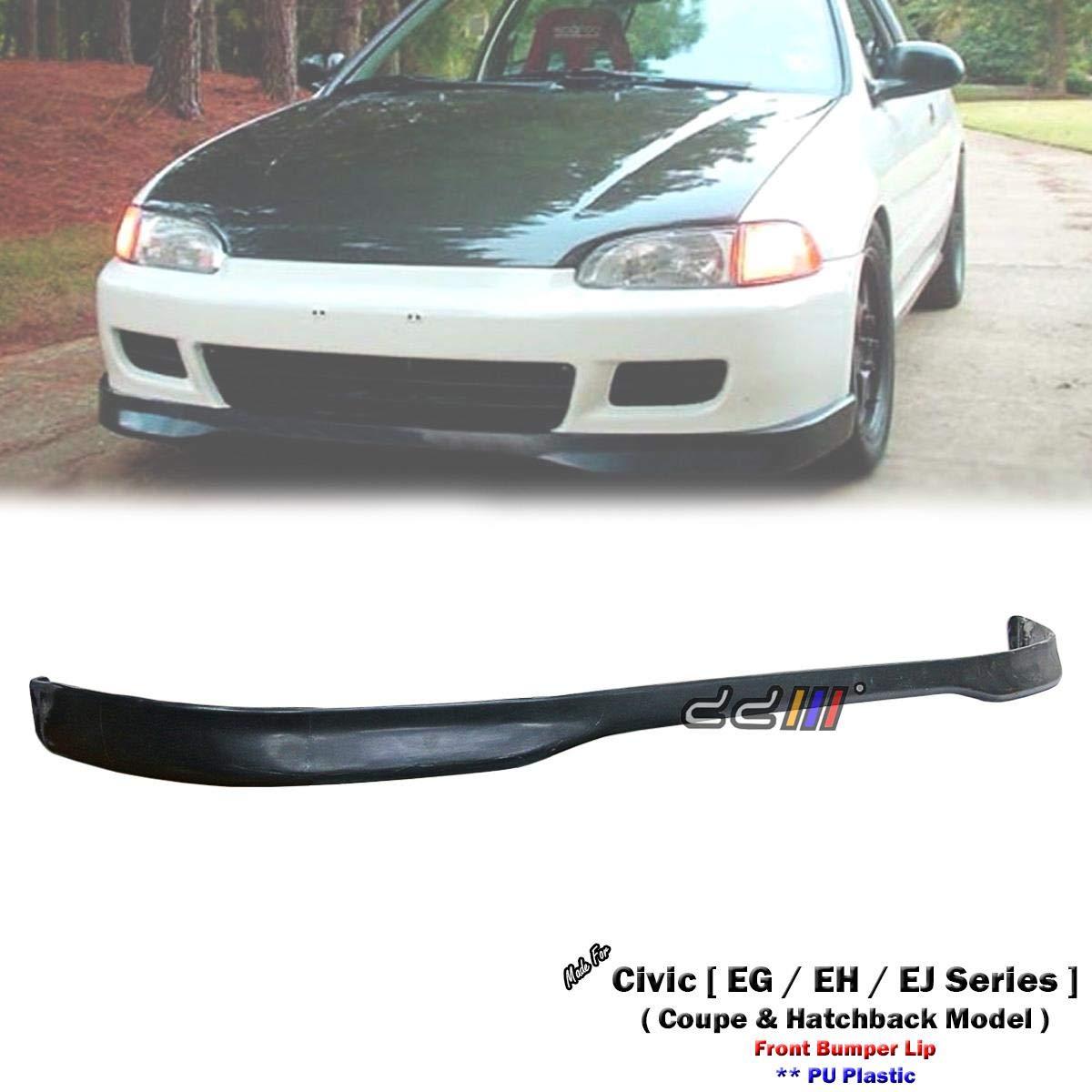 Amazon com: NEW Front Bumper Lip For Honda Civic EH2 EH3 EG3