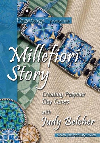 Millefiori Story with Judy Belcher (Millefiori Rose)