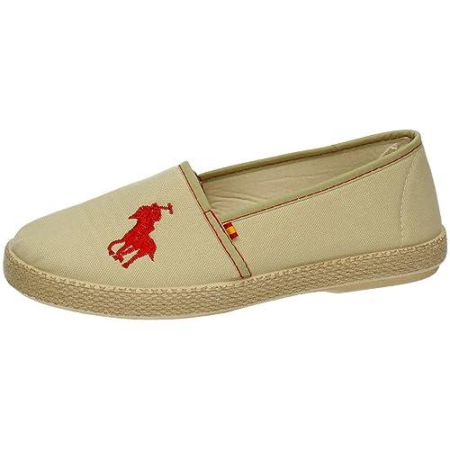 RUIZ BERNAL 701 Lonas Polo Beige Hombre Zapatillas BEIG 40: Amazon.es: Zapatos y complementos