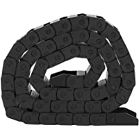 1 metro de cable de nylon negro arrastre
