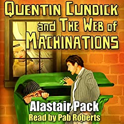 Quentin Cundick and The Web of Machinations