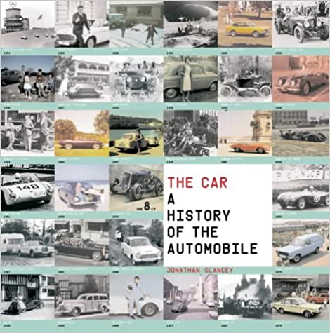 Book The Car: A History of the Automobile