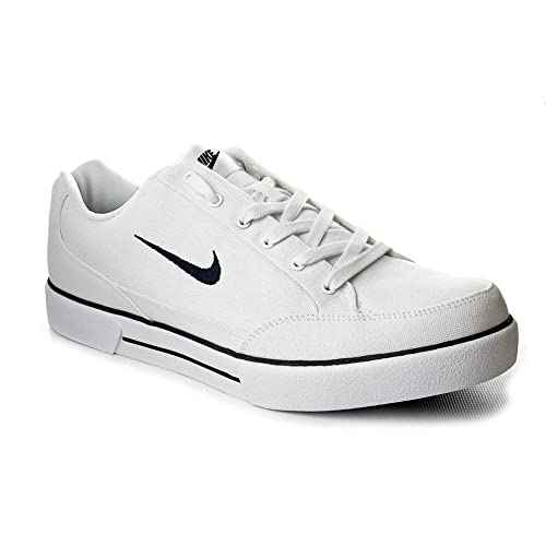 promo code cea67 96375 Nike GTS  09 Canvas White Dark Obsidian Mens Shoes 344270-141-10.5