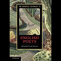 The Cambridge Companion to English Poets (Cambridge Companions to Literature)