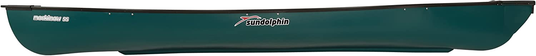 Amazon.com: Canoa Sun Dolphin Mackinaw SS de 15.6 pies (4.75 ...