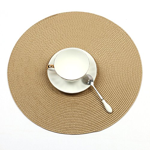 Placemats Round, HEBE 15