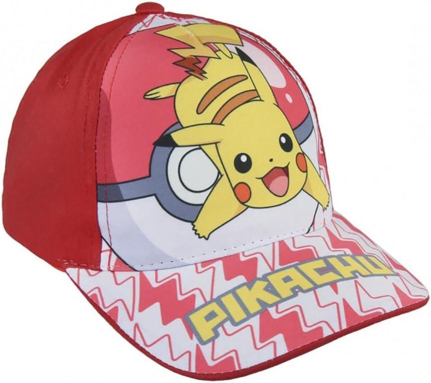 Cerdá Gorra Pokemon Pikachu: Amazon.es: Juguetes y juegos