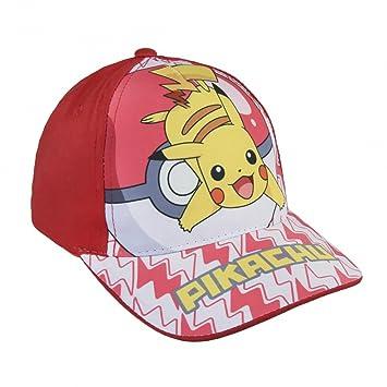 Cerdá Gorra Pokemon Pikachu  Amazon.es  Juguetes y juegos d2f878cc321