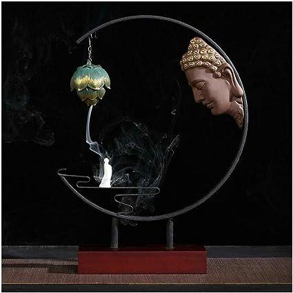 家庭用アロマディフューザー 装飾還流香炉サイズ:A30 * 9 * 33センチメートル (Color : B30*8*40cm)