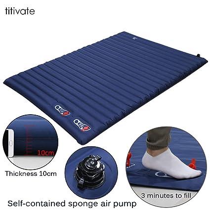 Amazon.com: Swish - Alfombrilla de aire para dormir al aire ...