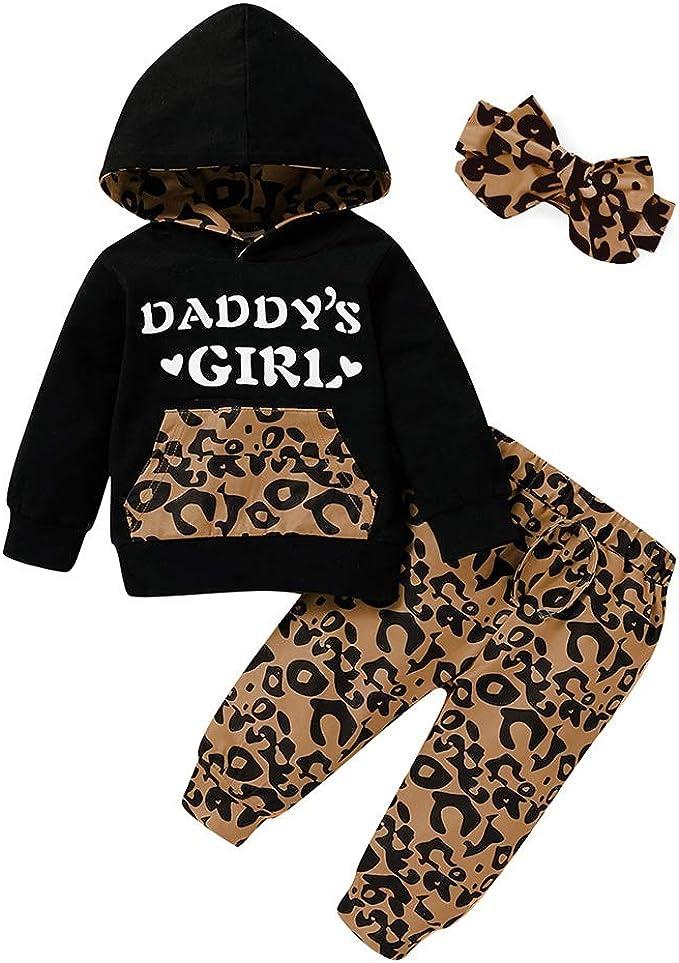 Newborn Baby Girl Sweatshirt Long Sleeve Hoodie You are my UNIVERSE Tracksuit Pants Outfit Set