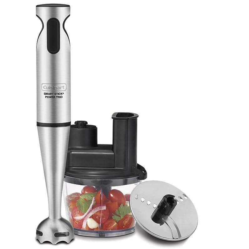 Cuisinart CSB-80C Smartstick Power Trio High-Torque Hand Blender ...