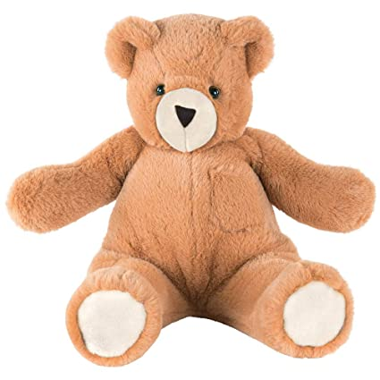 Amazon.com: Oso de peluche Vermont – oso de peluche suave ...