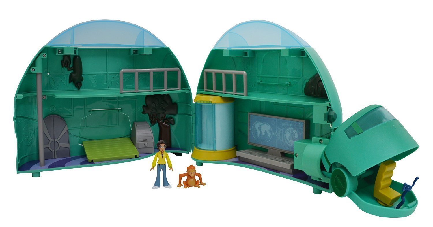 Wild Kratts Tortuga Play Set