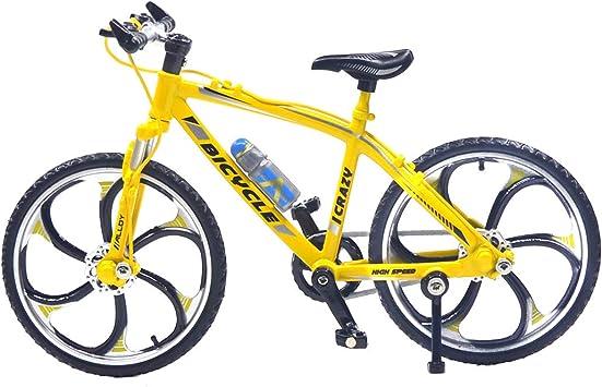 Ailejia - Mini Bicicleta de montaña de aleación de Zinc para niños ...