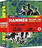 Hammer Volume Two: Criminal Intent - Limited Edition Blu Ray [Blu-ray] [Region Free]
