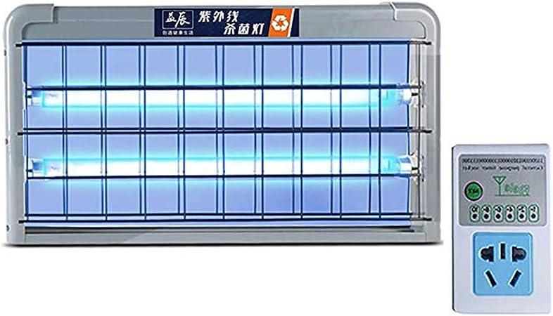 Lámpara de esterilización UV desinfección Purificador de Aire Uvc ...
