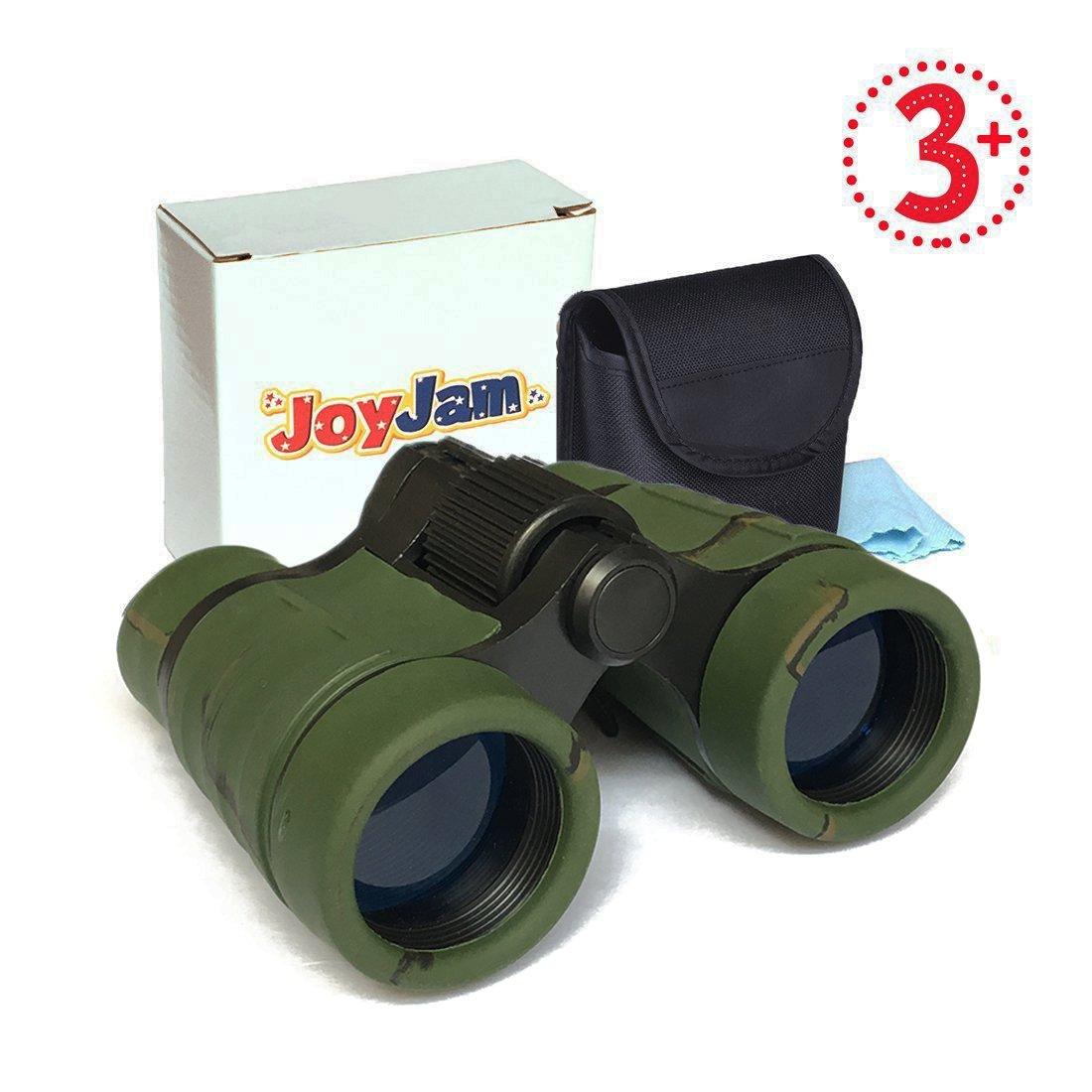 Joyjamコンパクト耐衝撃子供用双眼鏡、Best Gift For Boys & Girls (マルチカラー) B07BRCVYD6 迷彩 迷彩