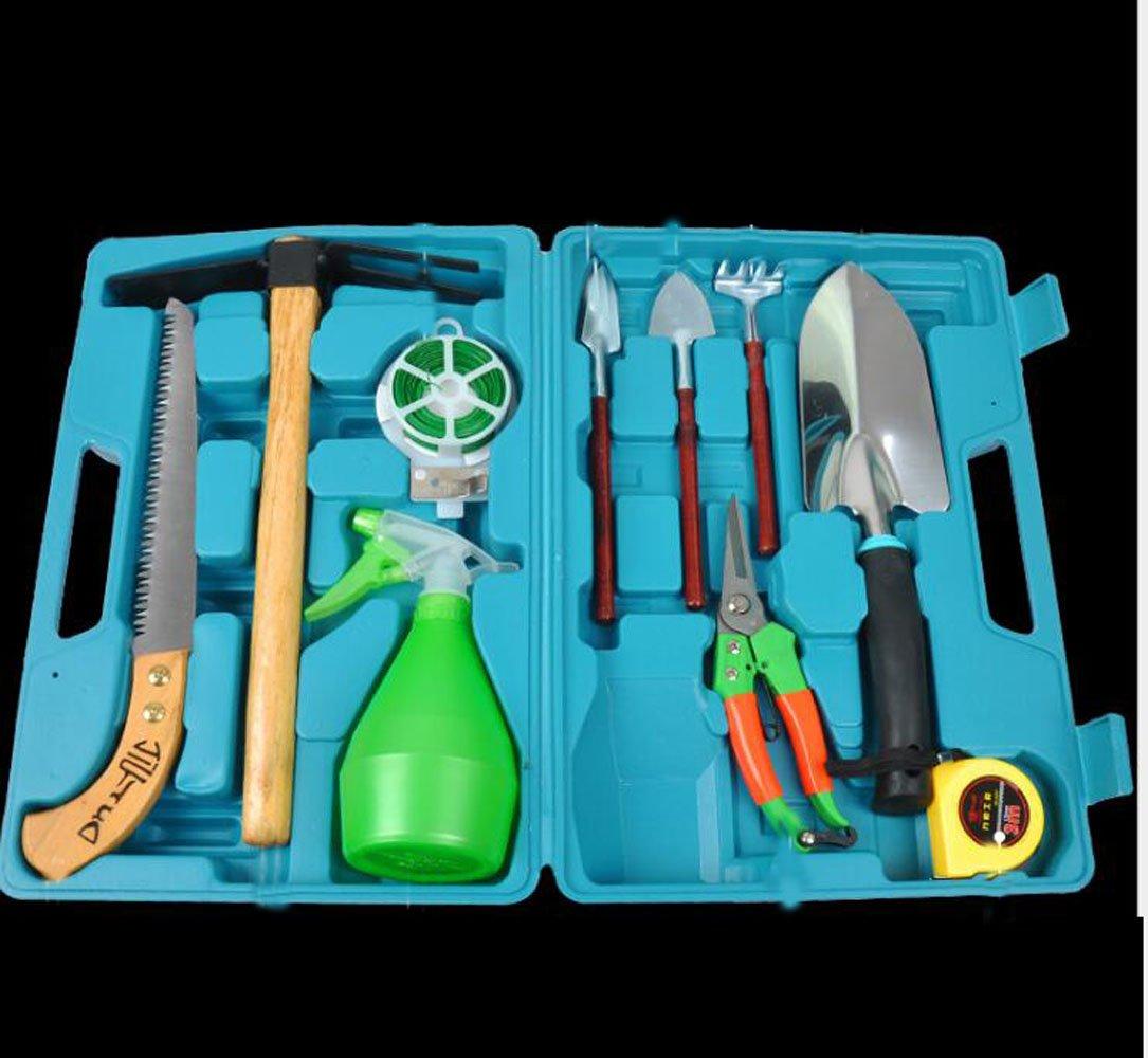 Garten-Werkzeug-Set 10 Familie Vergossen Gartengeräte
