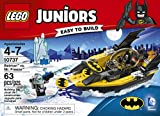 LEGO Juniors Batman vs. Mr. Freeze 10737 Superhero Toy for 4-7 years-old