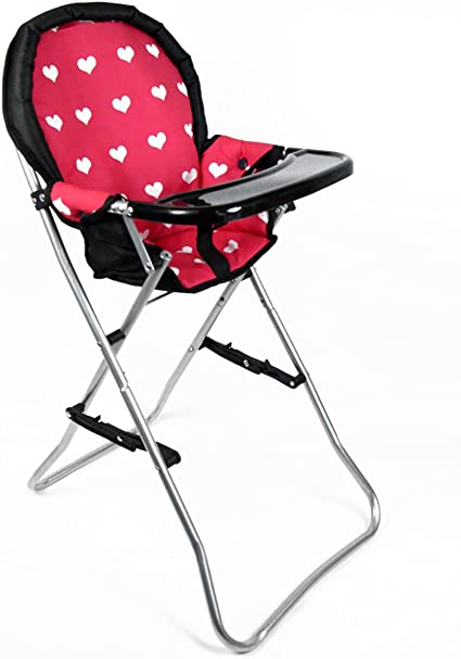 Amazon Com The New York Doll Collection A166 18 Doll High Chair