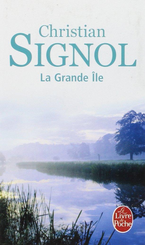 La Grande Île (French Edition)
