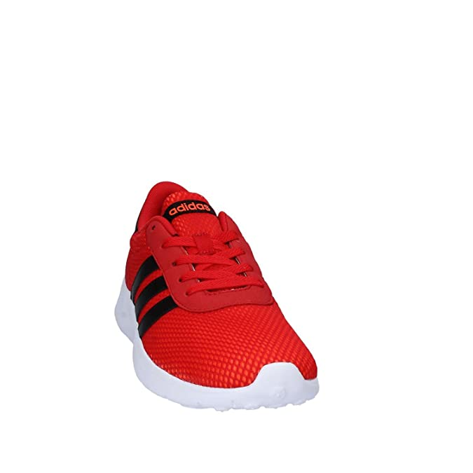 adidas Lite Racer - BB9776 - Couleur: Rouge - Pointure: 40.0