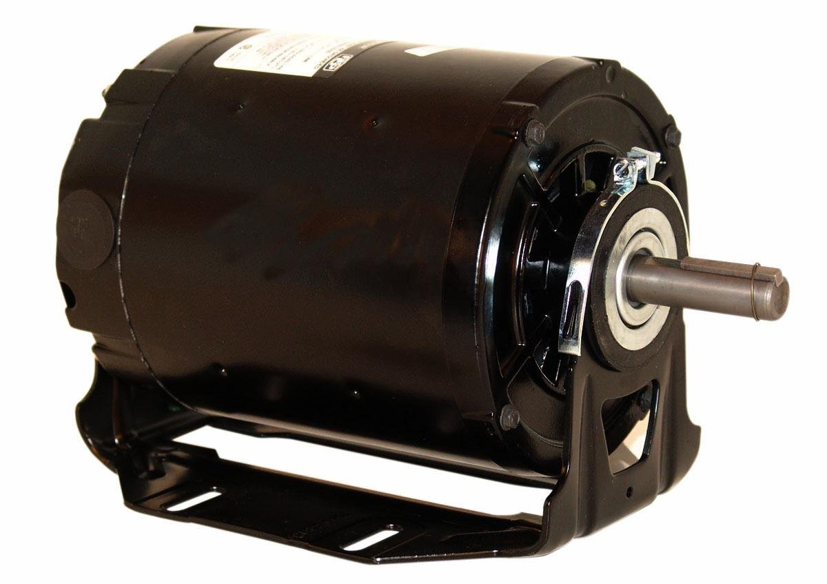A.O. Smith GK2074 3/4 hp, 1725 RPM, 115 volts, 56 Frame, ODP, Sleeve Bearing Belt Drive Blower Motor
