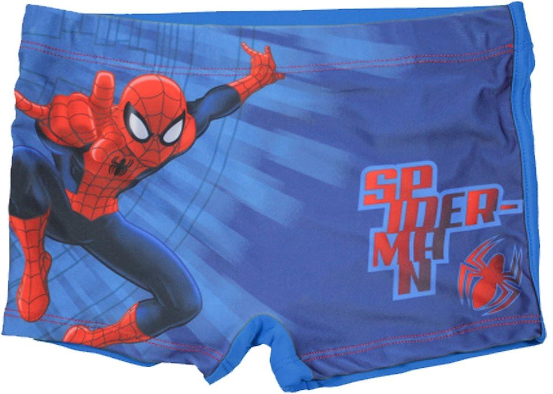 Marvel Spiderman Jungen Schwimmen Kurz