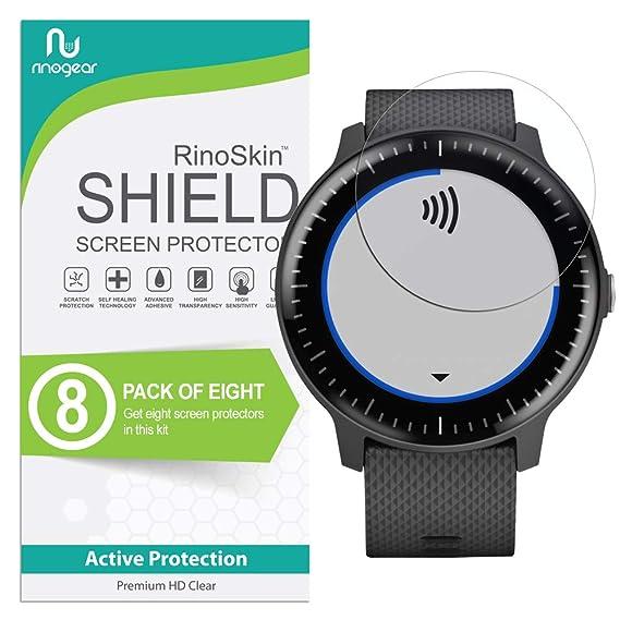 Amazon.com: RinoGear - Juego de 8 protectores de pantalla ...