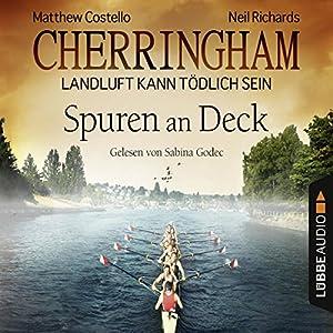 Spuren an Deck (Cherringham - Landluft kann tödlich sein 11) Hörbuch