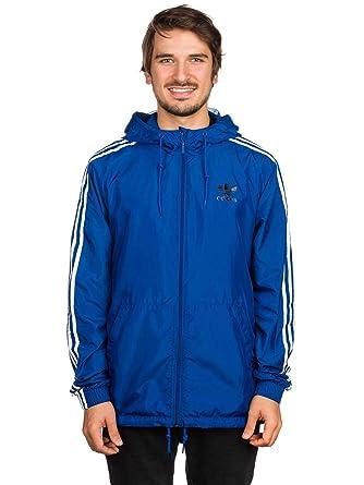 adidas Originals Herren Windbreaker Itasca WB EQT Blue