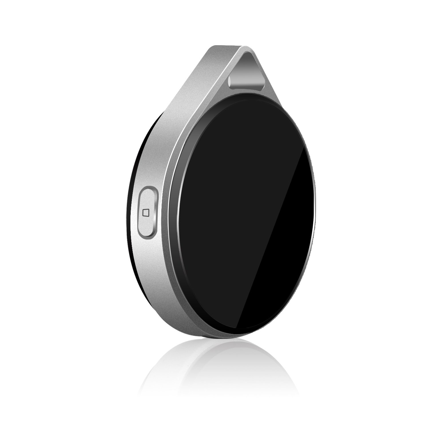 SmartElite Bluetooth 4.0 Tracking Device, Anti-lost Tracker/Smart Mini Finder/Anti-theft Alarm Locator for Phone, Wallet, Pets, Key & Other Small Items, Compatible with IOS & Android 4.3 (Black)