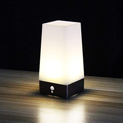 Amazon Com Wralwayslx 3 Modes Battery Powered Small Table Lamp